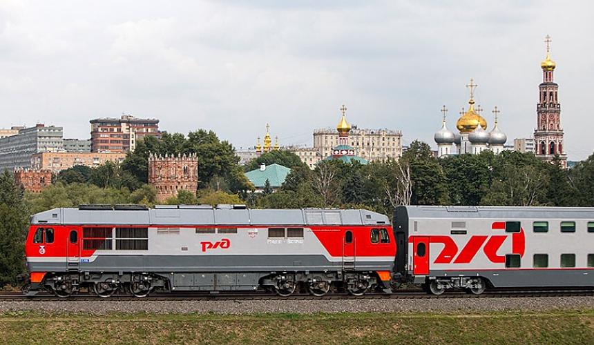 Московские туристы на поезде чаще всего ездят в Петербург