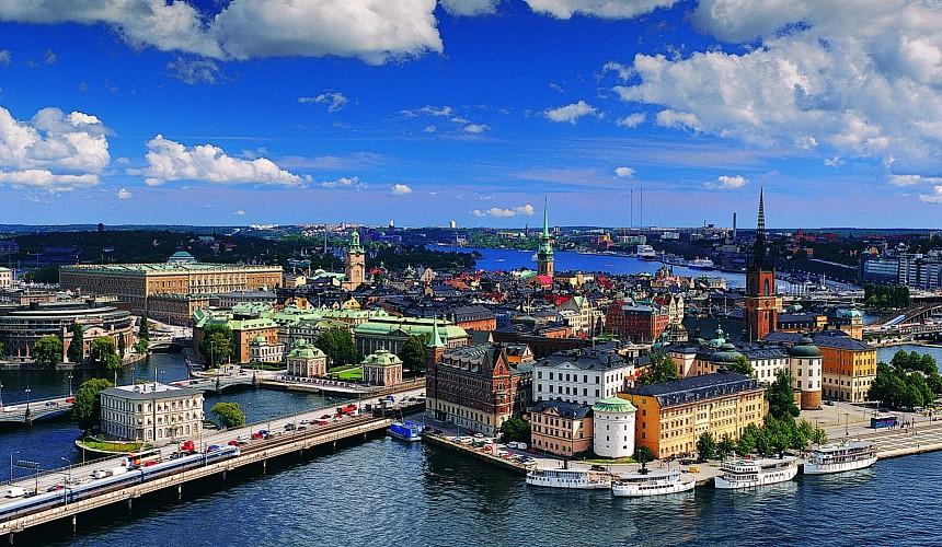 Сразу две европейские авиакомпании полетят из Стокгольма в Петербург