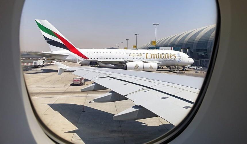 Emirates повысила цены на перелеты в первой половине мая