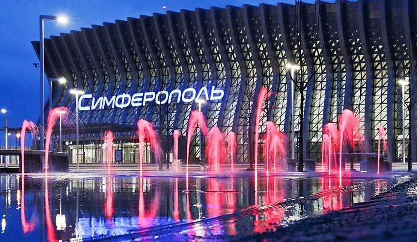 Аэропорт Симферополя поставил новый рекорд по пассажиропотоку