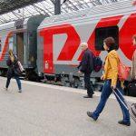 РЖД планирует поощрять вакцинированных пассажиров