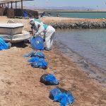 Загрязнение пляжей Хургады нефтью может стать постоянным
