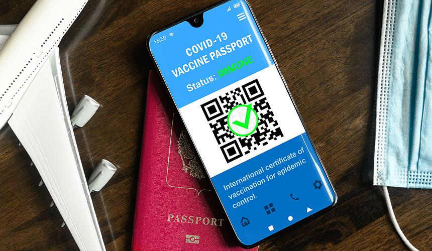 Страны G20 выступили за введение ковидных паспортов