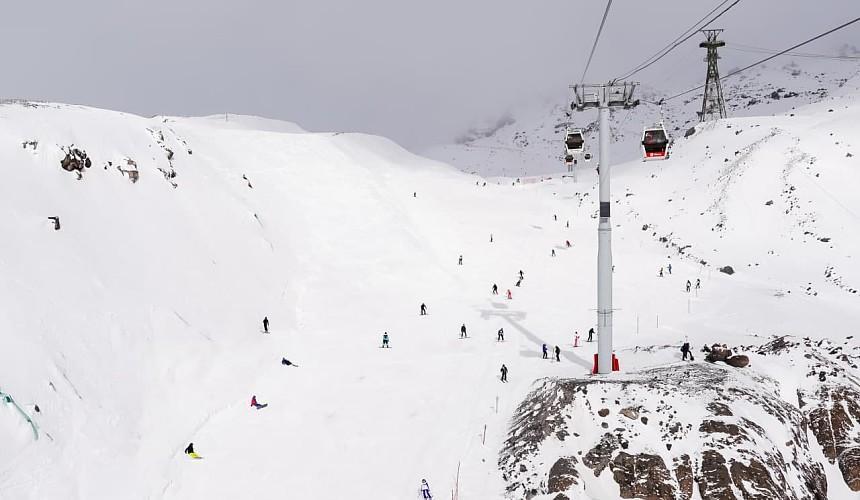 «Эльбрус» продлит горнолыжный сезон благодаря погоде