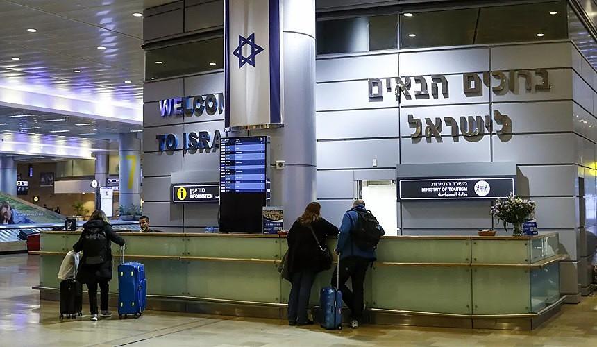 Израиль принял первую группу иностранных туристов