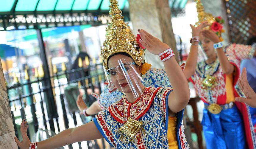 Таиланд введет туристический сбор с января 2022 года