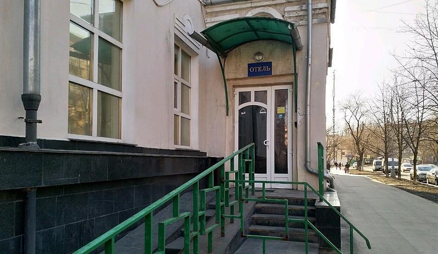При пожаре в московском отеле погиб турист