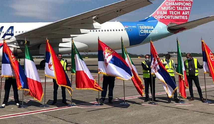 Российским туристам предложат больше рейсов в Белград, чтобы попасть на курорты Греции и Черногории
