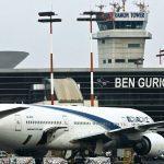 Израильский аэропорт Бен-Гурион приостановил прием рейсов
