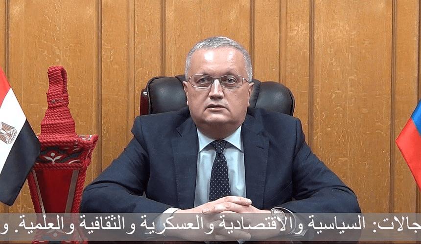 Посол России в Египте посетил Хургаду