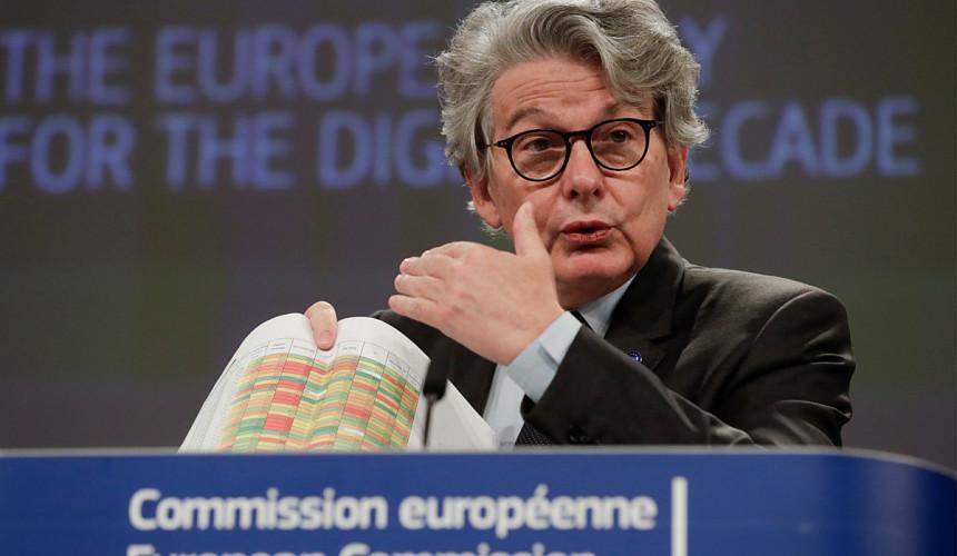 Евросоюз вводит знак «коронавирусной безопасности» для отелей