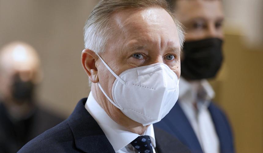 Власти Петербурга продлили коронавирусные ограничения до 12 июля