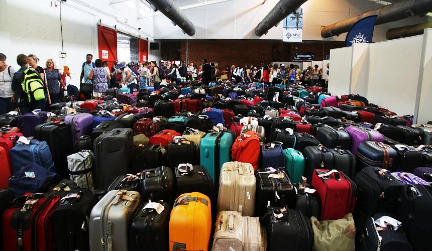 Туристам будут платить за задержку выдачи багажа в аэропортах