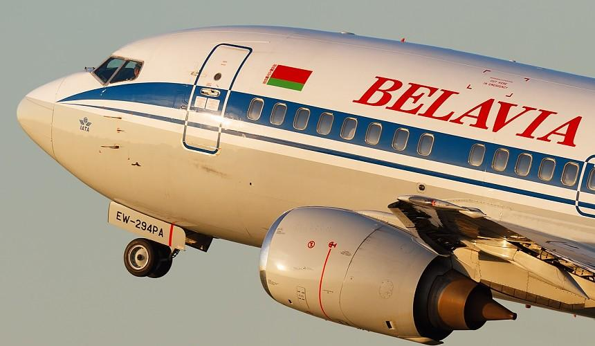 Правительство Беларуси: «Будем летать, куда нас пускают»
