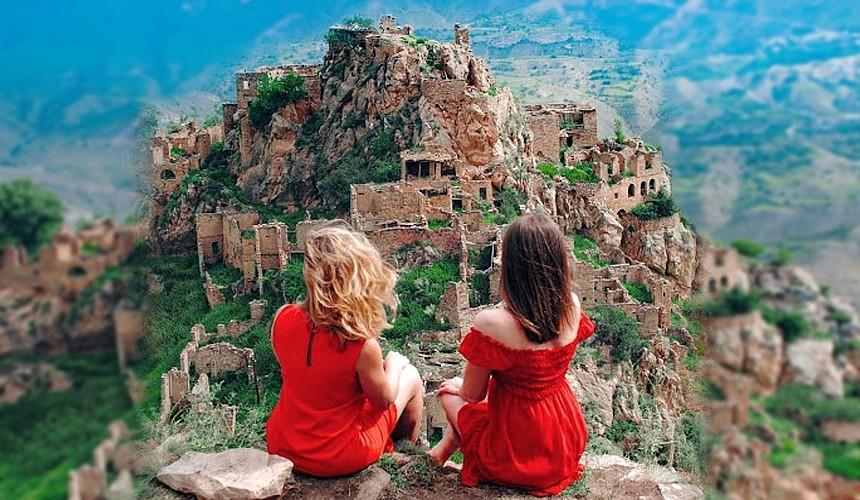 Туристы стали чаще выбирать для отдыха Дагестан