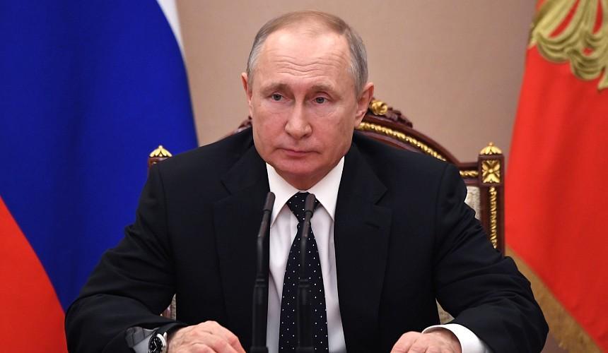 Путин: ограничение международных рейсов – не вопрос политики
