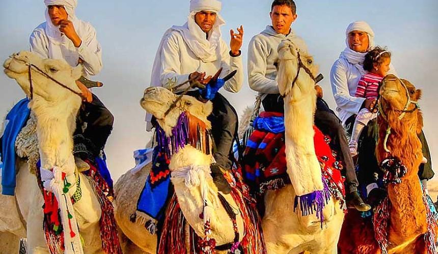 Тунис отменяет ПЦР-тесты и карантин для вакцинированных или перенесших COVID-19 пассажиров