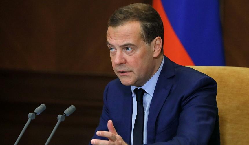 Медведев выступил за взаимное признание вакцин против коронавируса во всем мире