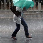 В Крыму туристов предупредили о плохой погоде