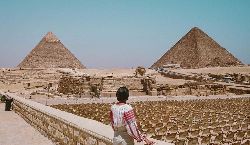 Египет меняет правила въезда вакцинированных туристов