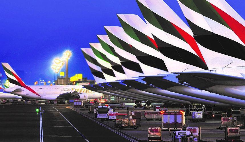Авиакомпания Emirates отчиталась об убытках в 6 миллиардов долларов