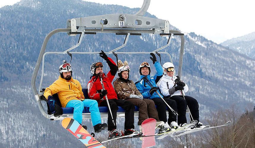 Подписано соглашение о создании в Сочи еще одного горного курорта