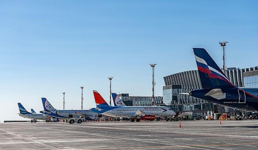 Аэропорт Симферополя освободил международную зону терминала для обслуживания внутренних рейсов