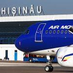 Россияне могут полететь в Салоники через Кишинев