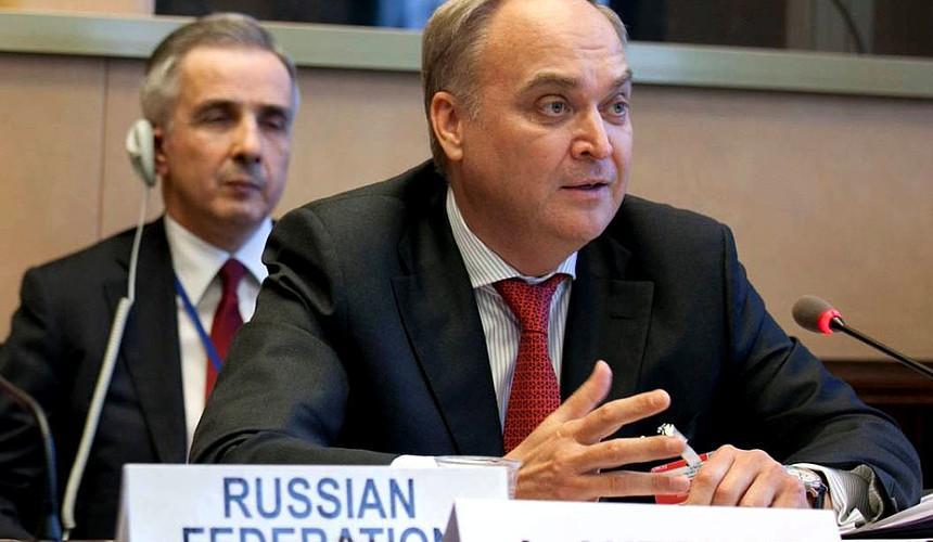 Посол: нужно решить проблему с визами в США для россиян
