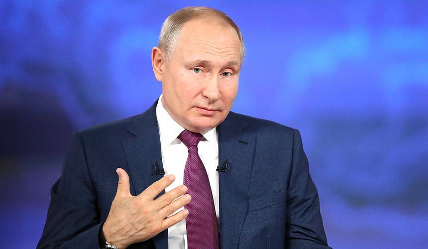 Путин объяснил завышение цен на российских курортах