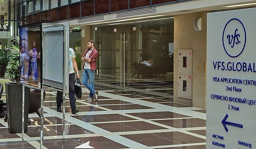 Очередь в визовый центр Хорватии сократилась вдвое
