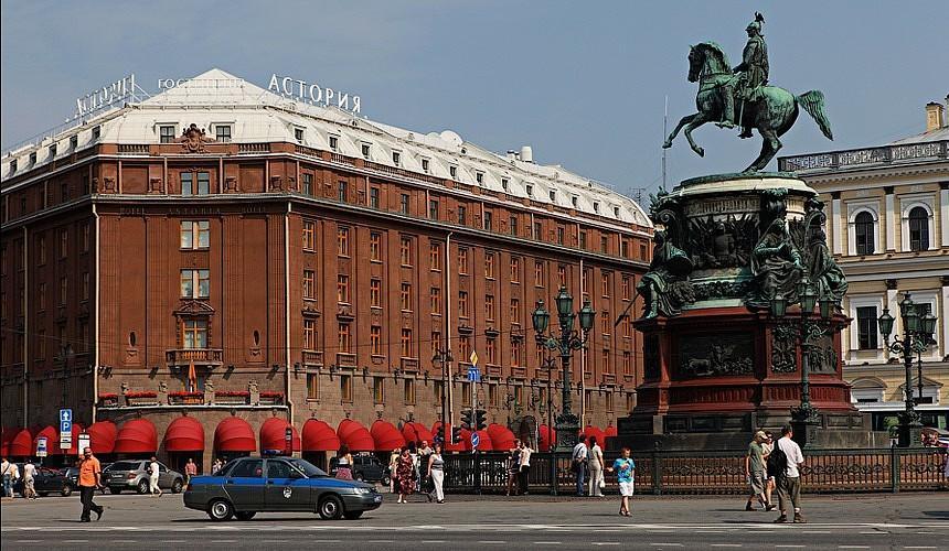 Насколько выросли цены в отелях Санкт-Петербурга во время экономического форума