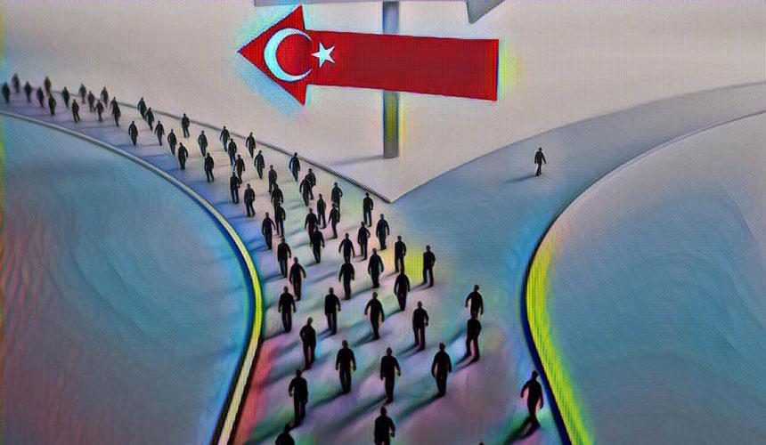 Туры в Турцию вытеснили бронирование отдыха в России