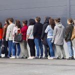 Очередь в визовый центр Хорватии растянулась на месяц