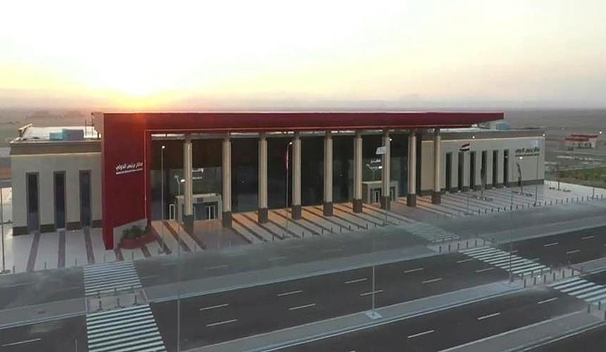 В Египте открыт новый аэропорт для туризма на Красном море