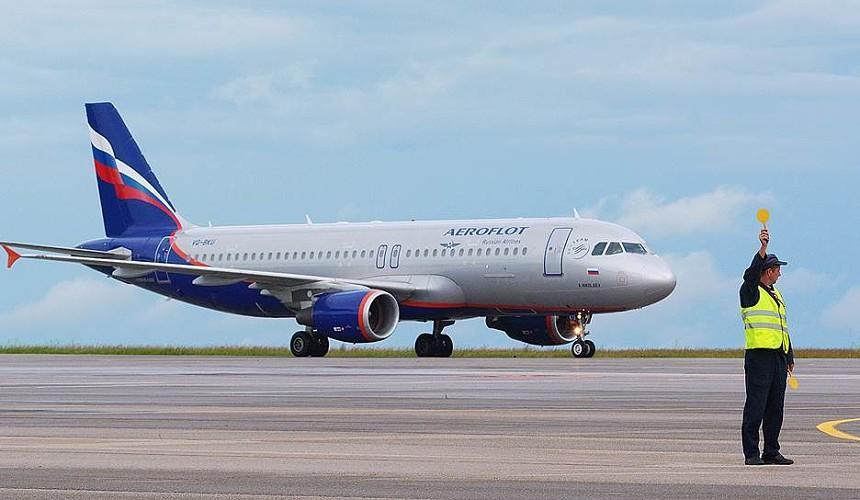 Пассажиропоток российских авиакомпаний упал почти на 20% к 2019 году