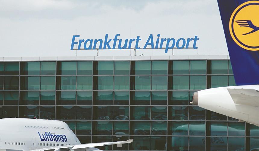 Lufthansa отменила рейсы из Франкфурта в Москву и Петербург