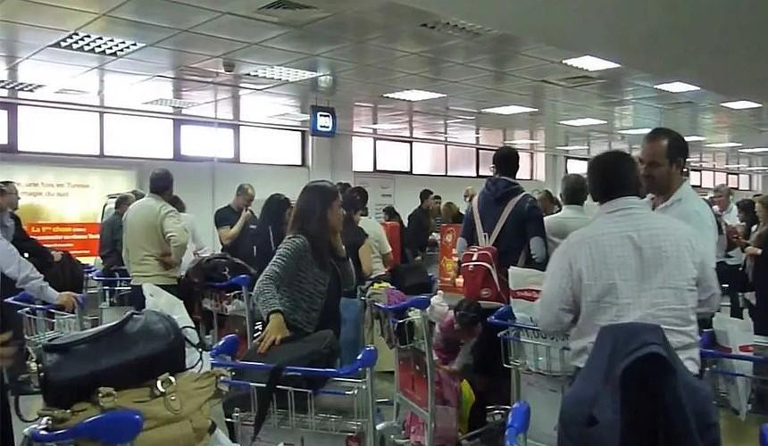 Аэропорты Монастира и Энфиды в Тунисе не принимают самолеты из-за забастовки