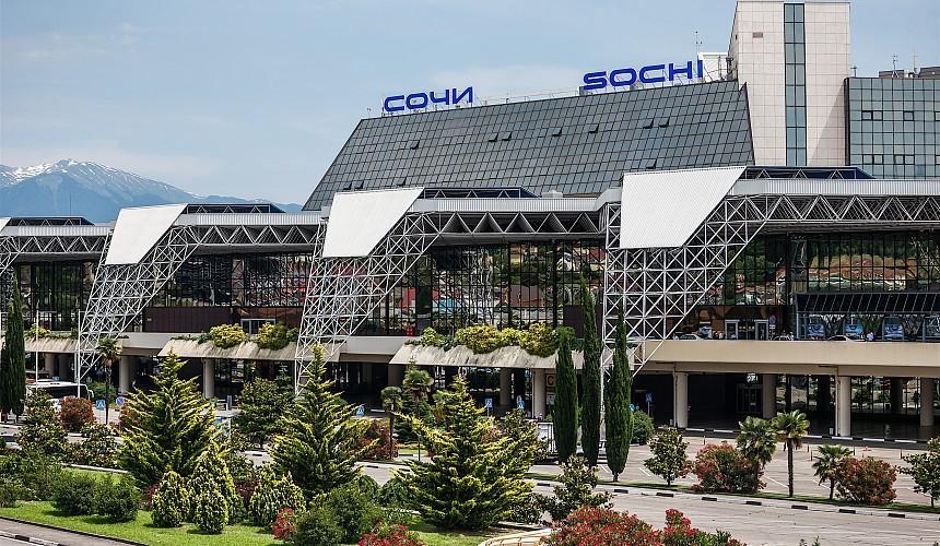 В аэропорту Сочи открылась экспресс-лаборатория для проверки на коронавирус
