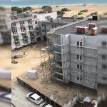 Гостям отеля в Анапе мешает отдыхать грязь и стройка