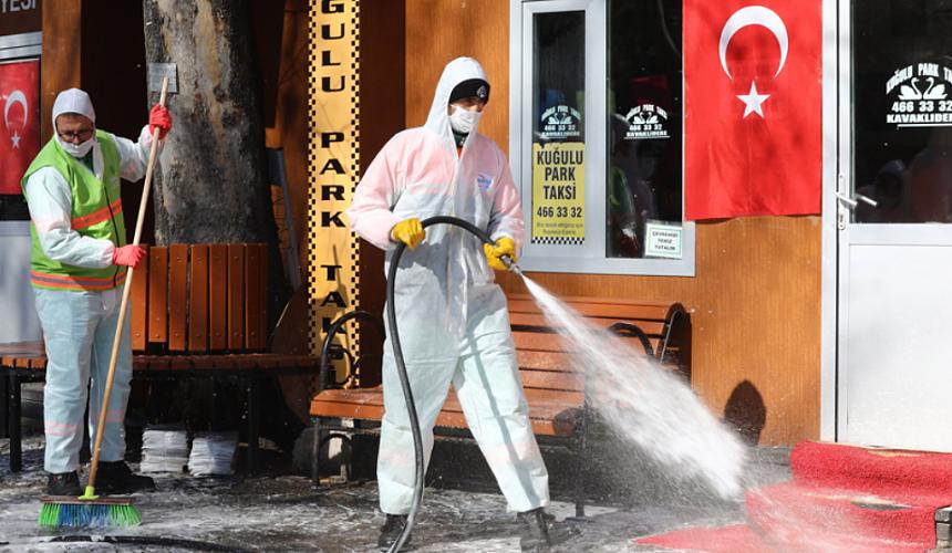 Российская делегация прибыла в Турцию для проверки курортов