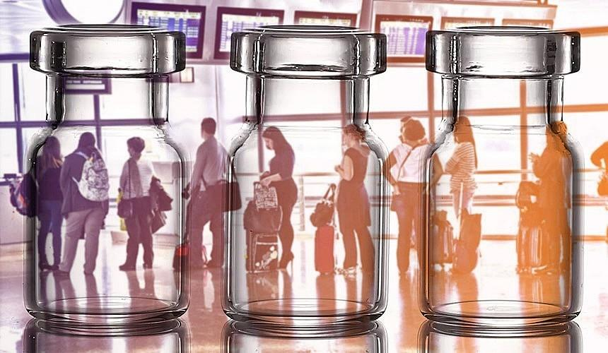 Исследование: туристы не готовы прививаться от COVID-19 ради отпуска в Сочи