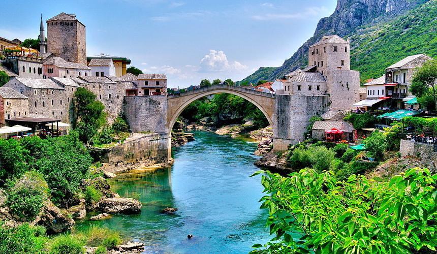 Босния и Герцеговина меняет правила въезда в страну для иностранных туристов