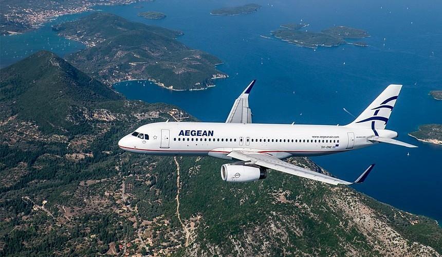 Туристы смогут полететь на Родос, Корфу, в Ираклион и Салоники