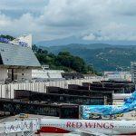 В аэропортах на Черноморском побережье РФ почти закончились слоты для приема бортов