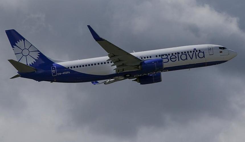 «Белавиа» осталась без рейсов в 21 страну после инцидента с Ryanair