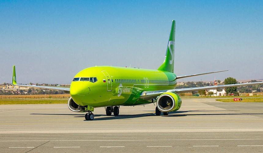 S7 запускает рейсы на черноморские курорты Болгарии