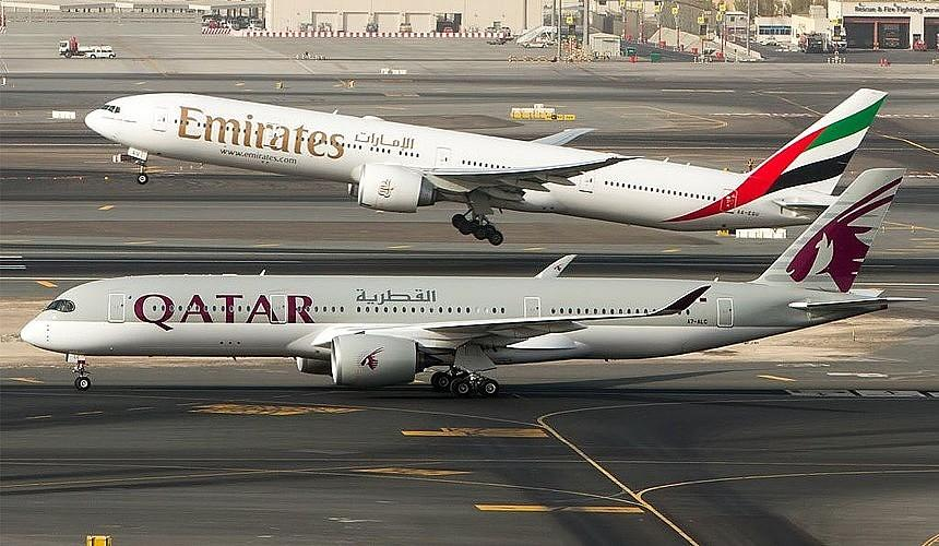 Qatar Airways и Emirates полетят в июле на Пхукет