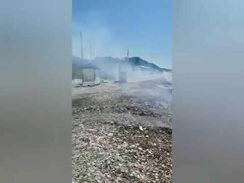 Дым от костров на пляже в Сочи стал поводом для жалоб