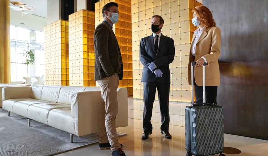 В отелях Краснодарского края не выявили неподготовленных туристов